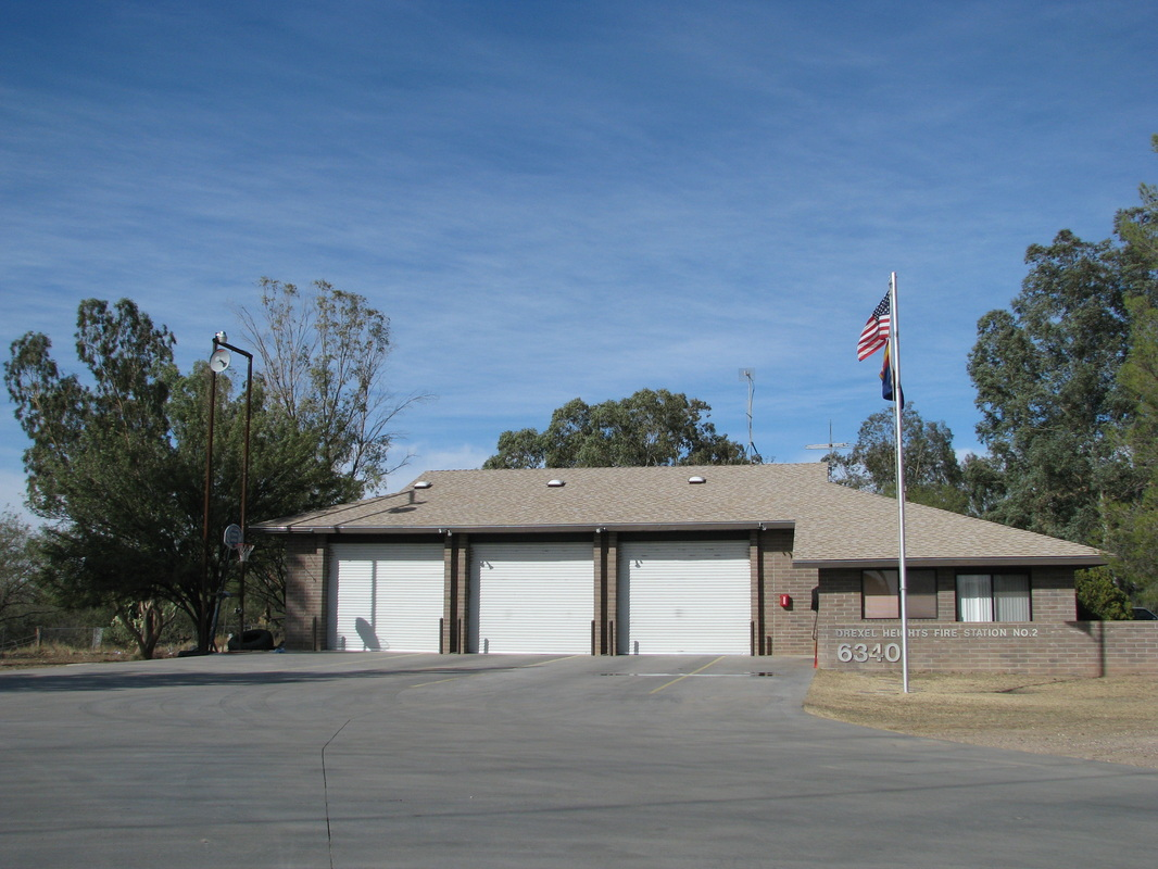 Station 402 - 6340 S. Mark Road
