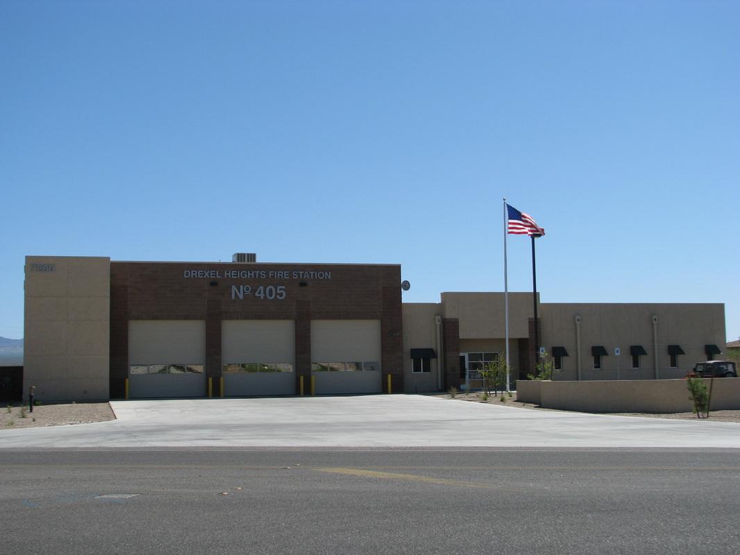 Station 405 - 7200 S. Wade Road